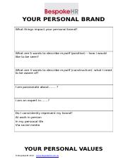 YOUR PERSONAL BRAND.docx