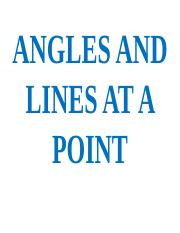 6-7. Angles & Lines at a point andTransversals-and-Angles (1).ppt
