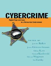 Cybercrime- Digital Cops in a Networked Environment (Ex Machina- Law_ Technology_ and Society).pdf