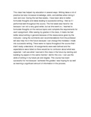 self reflective essay anthropology In the conclusion of a self-reflective essay, you have to tell how you are going to use this or that experience in the future start with restating the thesis it can't sound word for word as it did in the introduction.
