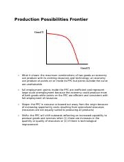 Production Possibilities Frontier.docx