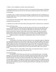 Legal Concepts and Standards of Proof.docx