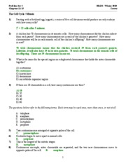Problem Set 4 ANSWER KEY 2010