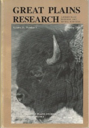 McDonald - Bison Restoration