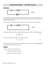 Exp # 209 - RC Circuit(1).pdf