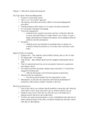 Chapter 11 Notes and Vocabulary