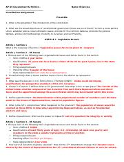 Creating the Constitution Worksheet.doc - Creating the ...