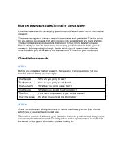 market_research_questionnaire