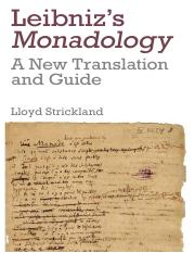 Leibniz, Monadology with Guide.pdf