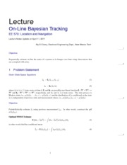 Lecture10 bayesian_tracking
