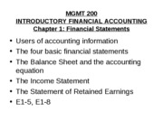 Mgmt_200_Spring_2008_Chap_1_Financial_Statements(1,7)