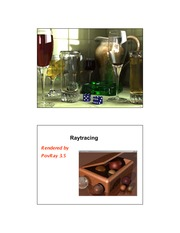 lecture12-raytracing