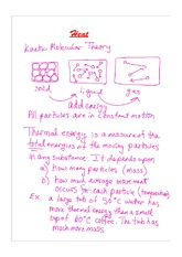 Thermal Energy May 15