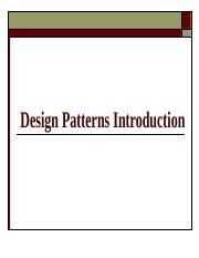 CPRE339-Fall2016-Intro-to-Design-Patterns (1)