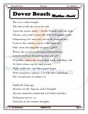 Dover Beach by Matthew Arnold.pdf