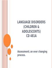 Language Disorders Class 3-Assessment-.pptx