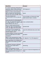 ServSafe All Study Questions-Quizlet.com - All 89 terms ...