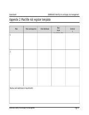 task register template