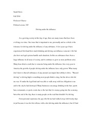 political science 345 essay on issues