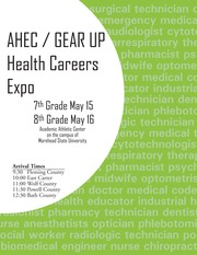 Health Careers EXPO