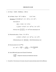 CHEM 4511 PS 1 F10 Solutions