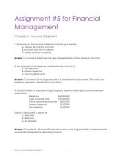 Assignments FinMgmt - Chp 5 Solutions.pdf