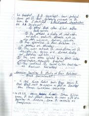 Race Relations Notes