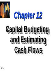 Chapter-12-Capital-Budgeting-and-Estimating-Cash-Flows