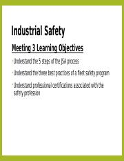 Summer 2016 Industrial Safety - Meeting 3(1).pptx