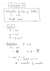 Lecture_2_IntegrationEquationsOfMotion