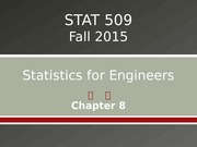 STAT 509 Chapter 8