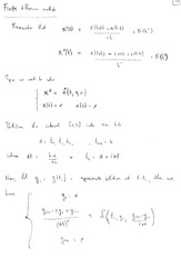 CPSC 313 Finite Difference Methods Notes