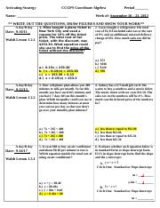 Activating Strategy for Block  9-10 to 9-23 Key.docx