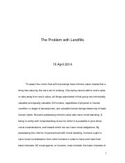 Normative Paper - Landfills.docx