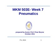 MKM 503E-Week7_Pneumatics
