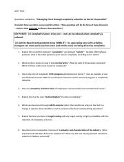 Questions related to CARRIER for class discussion.docx