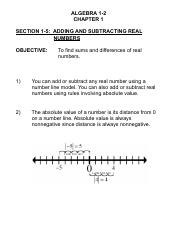 ALG 1-5 Adding and Subtracting Real Numbers.pdf