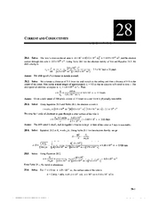 Ch 28 Physics for Scientists and Engineers