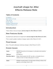 mocha shape for After Effects Release Notes.pdf