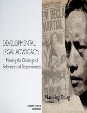 Developmental Legal Advocacy.pdf