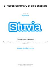 Stuvia-301637-eth302s-summary-of-all-5-chapters.pdf