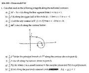 Copy of Complex Numbers -- Homework 10