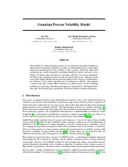 GAUSSIAN VOLATILITY MODEL.pdf