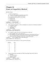 chapter 14 quiz with answers