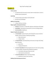 Psych Test Two Study Guide.doc