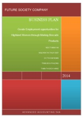 BUSINESS PLAN_REPORT