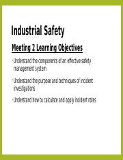 Summer 2016 Industrial Safety - Meeting 2-2.pptx