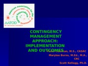 Contingency_Management_Approach