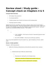 fil 350 concept check ch 4 and 5 Review sheet.docx