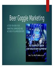 Beer Goggle Marketing.pptx